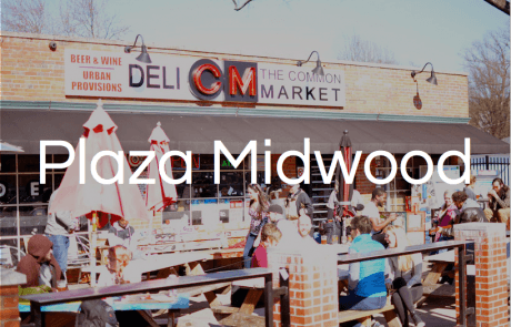 Common Market in Plaza Midwood